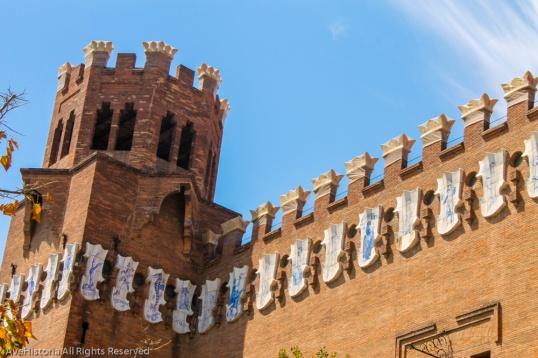 Castell dels Tres Dragons, Barcelona