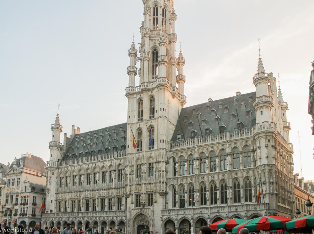 L'Hôtel de Ville (Primaria) Bruxelles