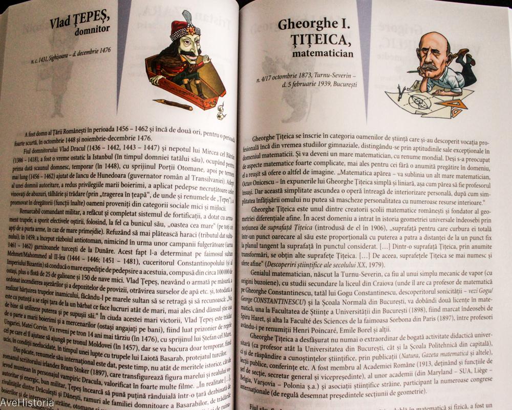 Mica enciclopedie a Romaniei pentru copii
