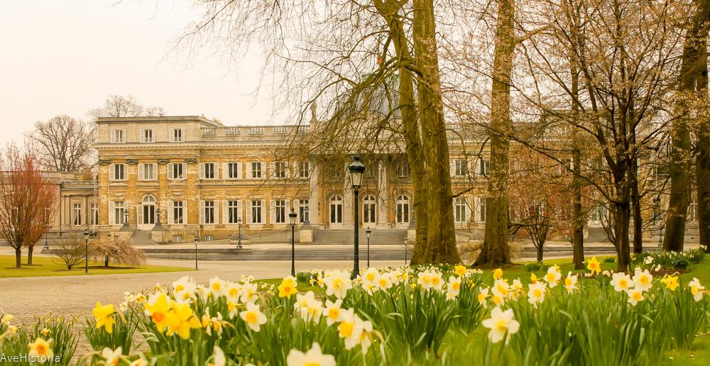 Palatul Regal, Laeken, Belgia