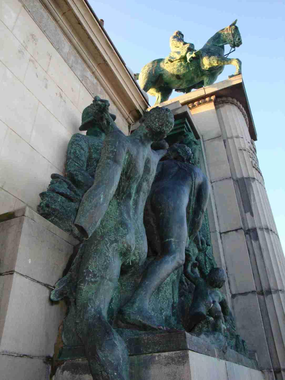 Statuia din Oostende