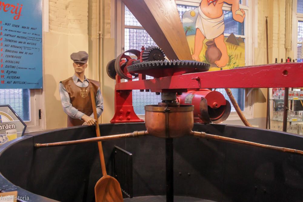 Muzeul Berii din Schaerbeek, Bruxelles
