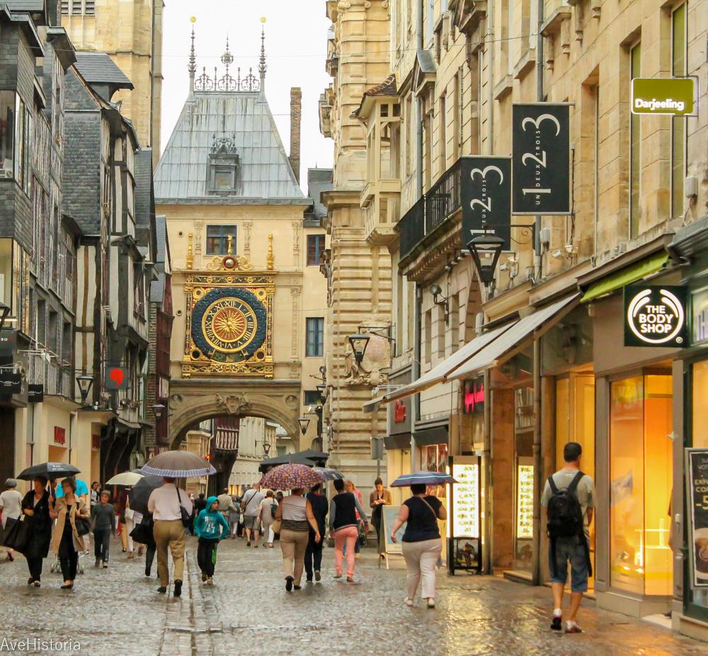 Rouen, Franta