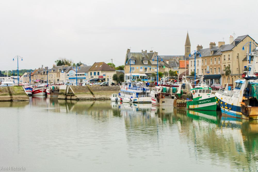 Port-en-Bessin, Franta