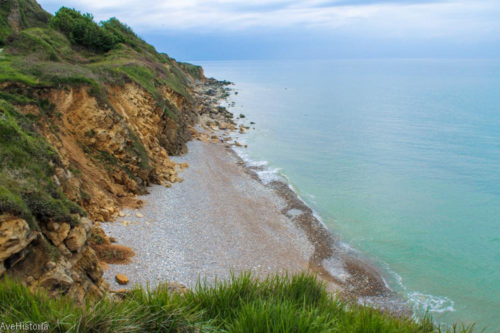 Plaja, Longues-sur-Mer, France