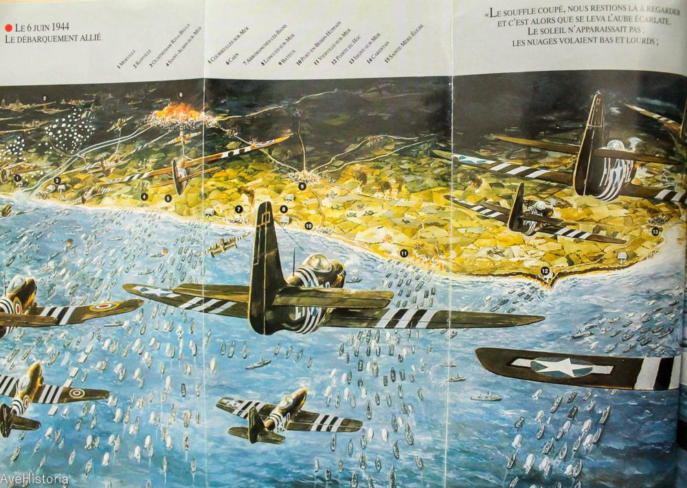 Debarcarea in Normandia 6 iunie 1944