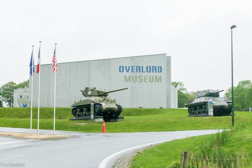 Muzeul Overlord, Omaha Beach, Franta