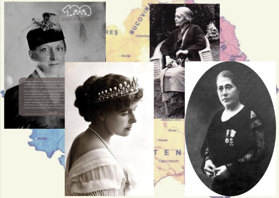 Femeile Marii Uniri 1918