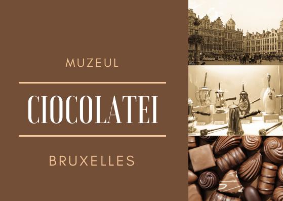 Muzeul cacauei si al ciocolatei Bruxelles