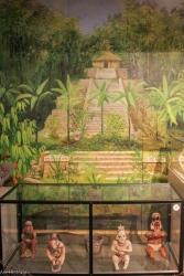 Imagine din Muzeul ciocolatei din Bruxelles