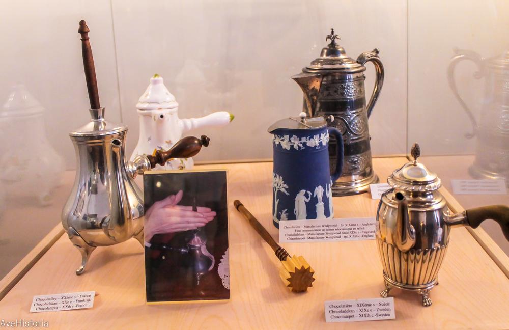 Muzeul ciocolatei Bruxelles