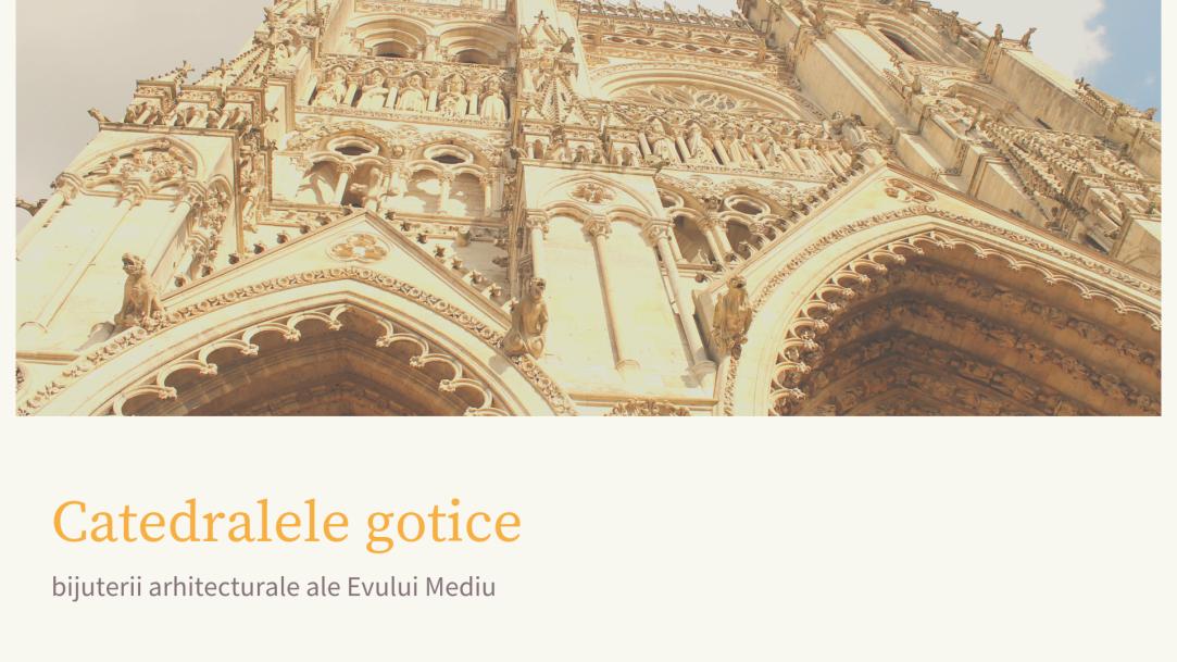 Catedralele gotice