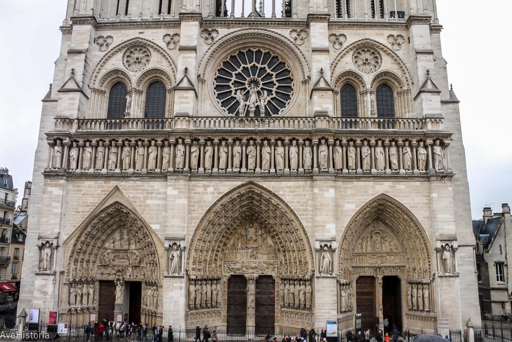 Catedrala Notre-Dame, Paris