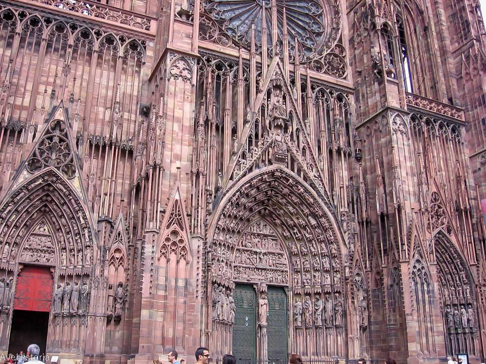 Catedrala din Strasbourg, Franta