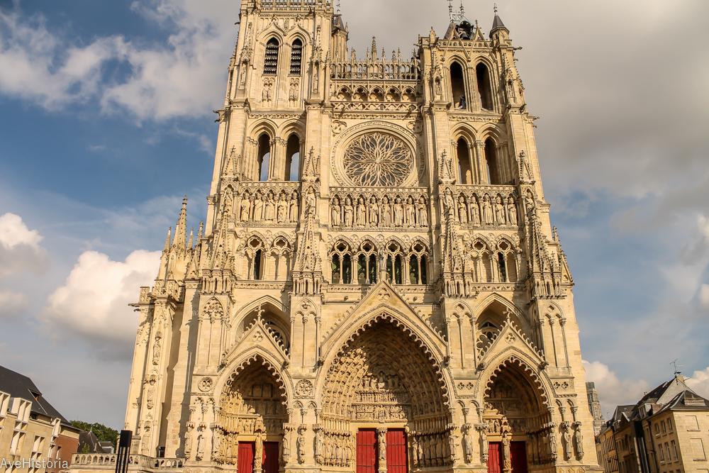 Catedrala Notre-Dame din Amiens, Franta