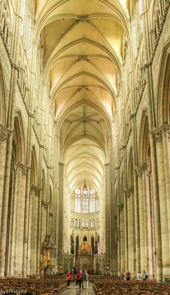 Catedrala Notre-Dame, Amiens