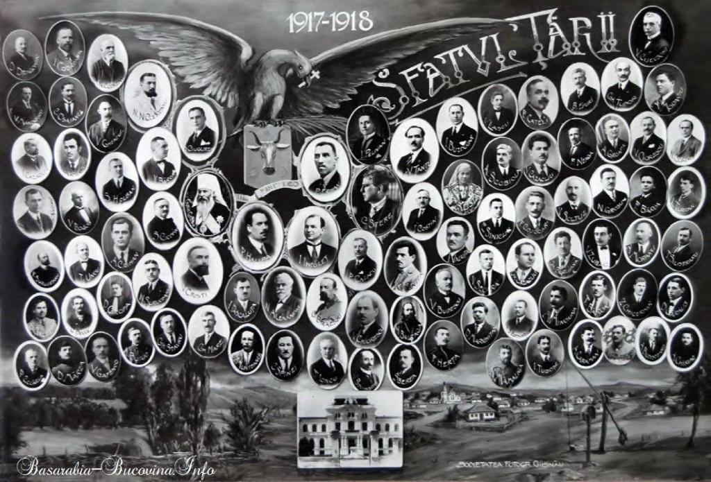 Deputatii din Sfatul Tării, Basarabia
