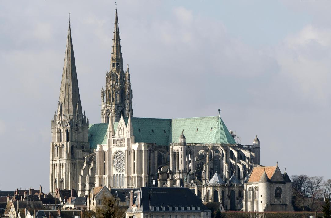 Catedrala din Chartres
