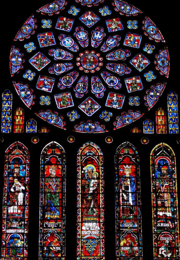 Vitraliu Chartres
