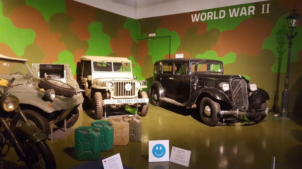 Autoworld-muzeul masinilor de epoca, Bruxelles