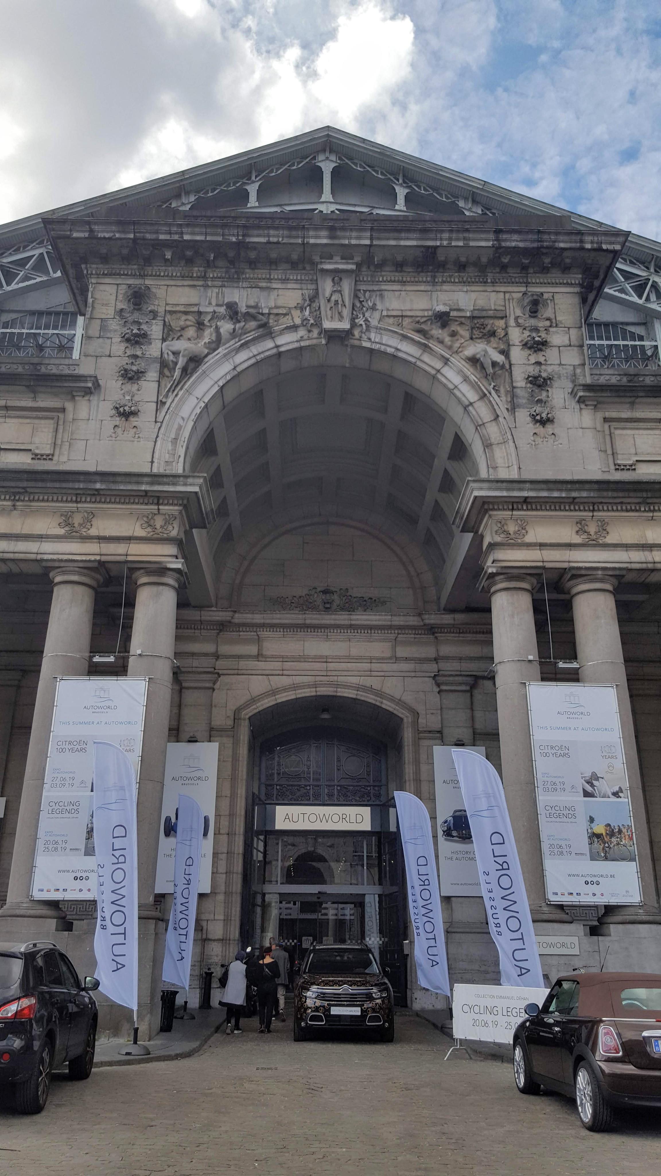 Autoworld-Bruxelles-muzeu de masini de epoca