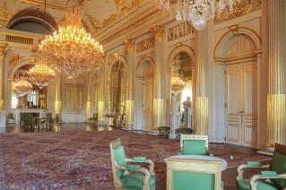 Palatul regal Bruxelles, Salonul Empire