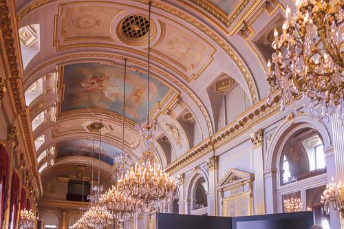 Palatul regal Bruxelles, Sala Marii galerii