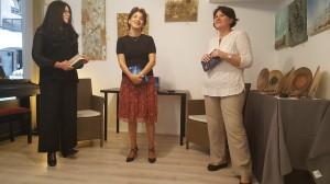 "Festivalului EuropaNova ""Terres mythiques"" 7eme édition, Nicoleta Beraru, Luluta si Petrișor"