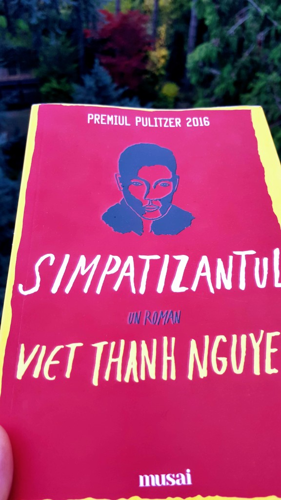 Simpatizantul, Viet Thanh Nguyen