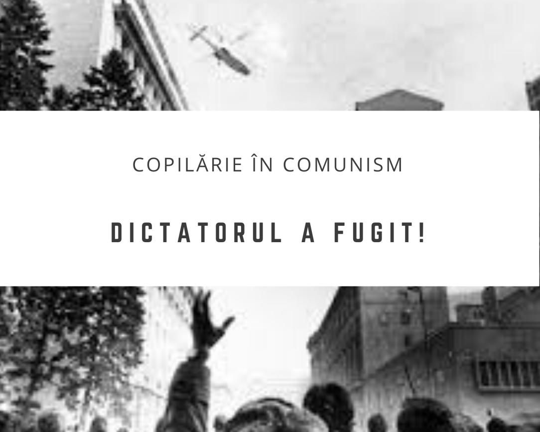 dictatorul a fugit! 1989